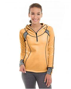 Cassia Funnel Sweatshirt-XS-Orange